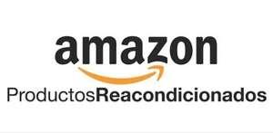 Varios reacondicionados Amazon.