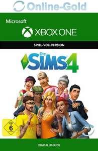 The Sims 4 Key - Xbox One código descarga Microsoft [Simulación]