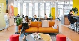 WeWork All Access por 199 €/mes + IVA durante 3 meses [espacios de trabajo en Madrid y Barcelona]