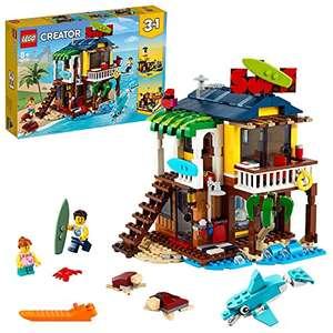 LEGO Casa Surfera en la Playa
