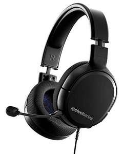 SteelSeries Arctis 1 para PlayStation - Auriculares Gaming - Para PS5, PS4, PC, Xbox, Nintendo Switch, Móvil