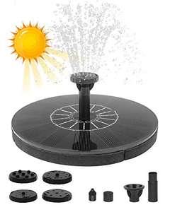 Fuente Solar con Bomba