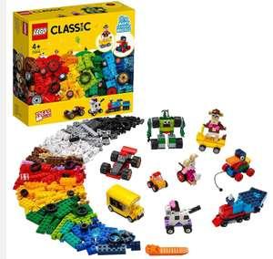 Lego Classic - Ladrillos y Ruedas (A partir del 15/10 a las 10.00)