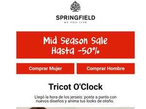 Springfield Hasta -50%