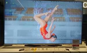 "TV 75"" 4K Dolby Vision en corte ingles plaza catalunya"