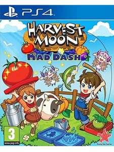 Harvest Moon - Mad Dash (PS4)