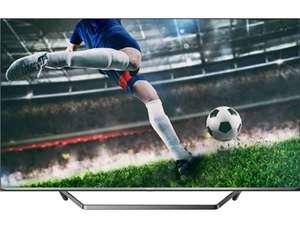 "Televisión 139,7 cm (55"") ULED HISENSE 55U7QF 4K, HDR, SMART TV, WIFI, BLUETOOTH, TDT HD, USB reproductor y grabador, 4HDMI."