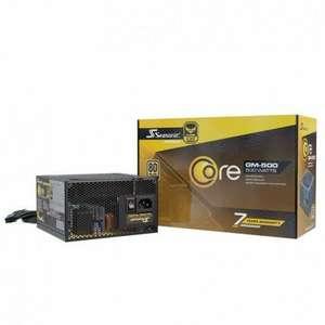 Seasonic Core GM 500W 80+ Gold Semi-Modular fuente de alimentación