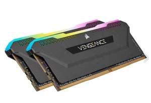 Corsair Vengeance RGB Pro SL DDR4 3600 PC4-28800 32 GB 2x16GB CL18