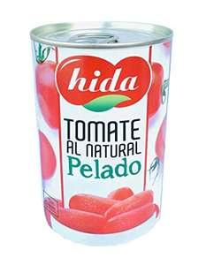 Hida Tomate Al Natural Pelado 390g x 6 Latas