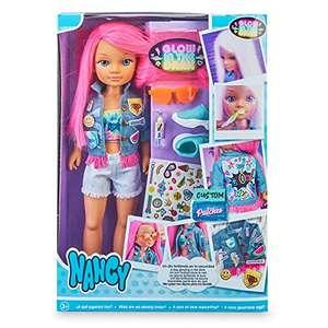 Muñeca Nancy 42cm - Un día brillando en la oscuridad