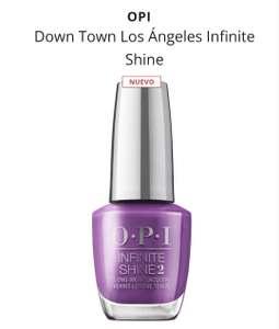 Esmaltes Opi Down Town Los Ángeles Infinite Shine con descuento en varios tonos