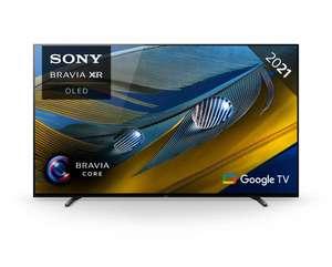 TV OLED Sony A80J XR-65A80J