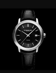 Reloj Raymond Weil Maestro (Automático y cristal Zafiro). Envio e importación incluidos. Mínimo histórico en USA.