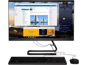 """All in one - Lenovo IdeaCentre AIO 3 24ARE05, 23.8"""" FHD, AMD Ryzen™ 5 4500U, 8 GB RAM, 512 GB SSD, Radeon, FDOS"""