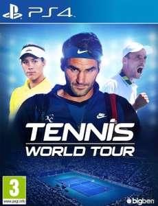 Tennis World Tour (PS4/XboxOne)