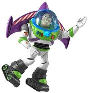 Disney Pixar Toy Story - Figura de Buzz con Accesorios, Sonidos y Luces, Juguete para niños, GTV23