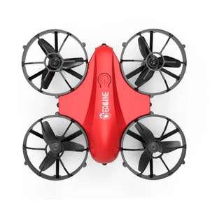 Eachine E008 Mini 2.4G 4CH Modo sin cabeza de 6 ejes Infrarrojos para evitar obstáculos RC Drone Cuadricóptero RTF