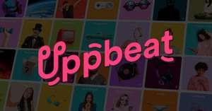 3 años de Uppbeat Premium a mitad de precio (música para creadores de contenido)