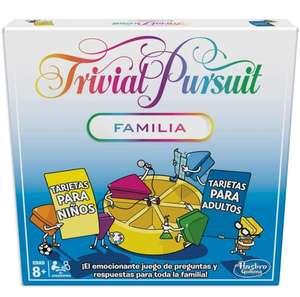 Trivial Pursuit Familia (Versión Española)