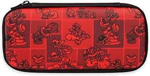 Estuche Discreto Powera Para Nintendo Switch. Super Mario En Rojo
