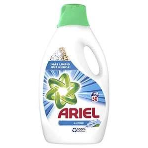 Detergente líquido Ariel Alpine
