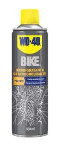 WD-40 Desengrasante 500 ml para la transmisión de la bicicleta y está en oferta también el lubricante