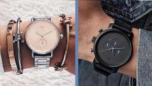 Relojes MVMT desde 35€