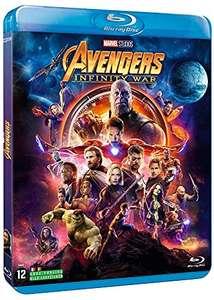 Avengers : Infinity War, blu-ray, reacondicionado