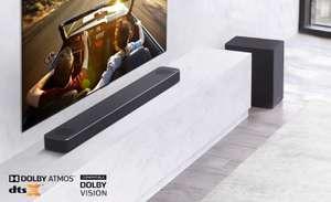 Barra de Sonido LG SN8YG 3.1.2 Dolby Atmos, Meridian Sound, Bluetooth y asistente de Google · El Corte Inglés