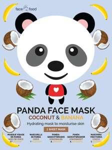 Mascarilla Facial 7th Heaven   Oso Panda