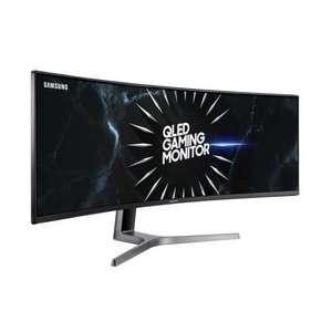 "Monitor Gaming Samsung UltraWide G9 - 49"" - 32:9 - WQHD - HDR1000 - 120Hz +1 Billón de colores - FreeSync - Tmb Samsung y MM"