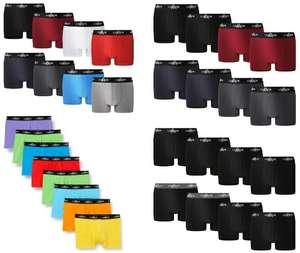 Pack 8 bóxers (4 combinaciones de colores) y 10% adicional si eres Prime Student