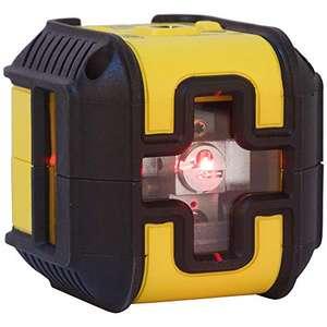 STANLEY STHT77502-1 Nivel láser rojo cubix cruzadas y linea adicional de 90º