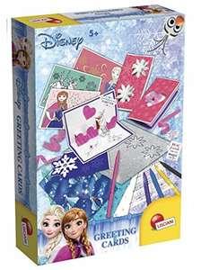 Crea tus Tarjetas con Elsa y Anna