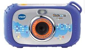VTech - Cámara, Kidizoom Touch, Color Azul