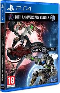 Bayonetta & Vanquish - Edición 10th Aniversario (PS4)