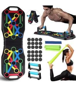 13 en 1 Tabla de Flexiones, Push Up Board,