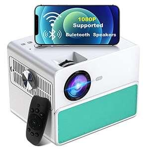 Proyector WiFi Bluetooth Full HD 1080P nativo y 7000 lúmenes