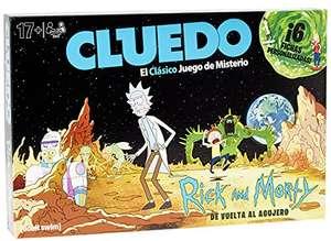 Juego de Mesa - Cluedo Rick y Morty