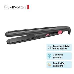 Remington - Plancha de Pelo My Stylist S1A100 Cerámica, Placas Estrechas Extralargas Flotantes de 110 mm, hasta 200 °C (DIA 17 A LAS 10.00)