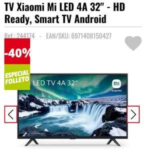 "Televisores TV Xiaomi Mi LED 4A 32"""