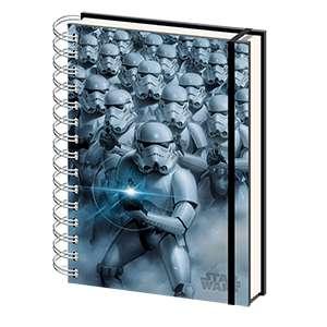 Libreta exclusiva de Star Wars Battlefront II