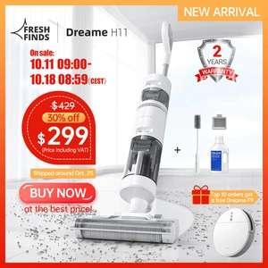 Aspiradora inalámbrica Dreame H11 [Desde España, Francia o Polonia][Promo lanzamiento, Preventa]