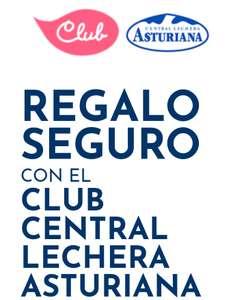 Regalo Seguro con Club Lechera Asturiana