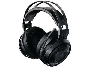 Auriculares inalámbricos - Razer Nari Essential, Diadema, Autonomía 16 h, Micrófono, Negro