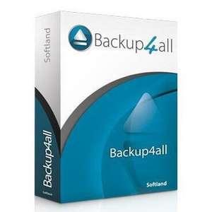 Backup4all Standard 8, Ashampoo Snap 12, AnyMP4 Audio Converter[Licencia de Por vida]