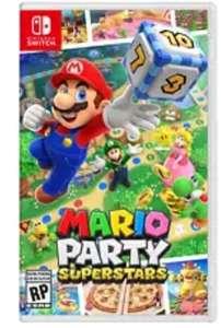 Super Mario Party Superstars