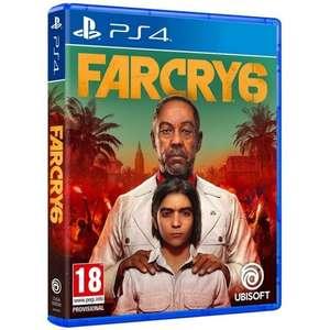 Juego PS4 Far Cry 6