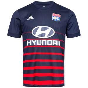 Segunda Equipación Olympique de Lyon